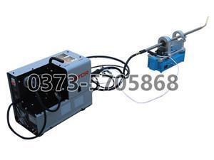Automatic hole welder